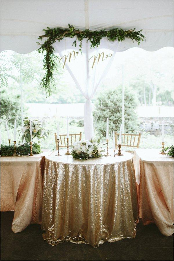 Ruffled - photo by http://www.kayteelauren.com/ - http://ruffledblog.com/glam-handcrafted-virginia-wedding